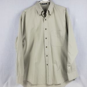 Gant long sleeve sz medium button down shirt